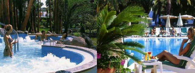 Wellness im Riu Grand Palace
